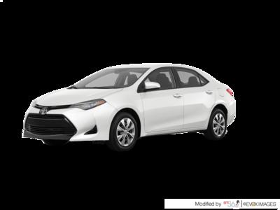 Toyota Corolla COROLLA CE CVTi-S 2018