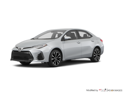 2018 Toyota Corolla S