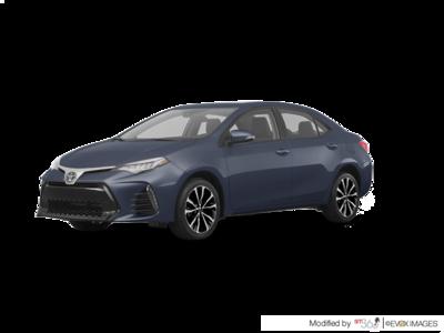 2018 Toyota Corolla COROLLA CE CVTi-S
