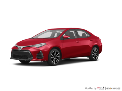 Toyota Corolla S 2018