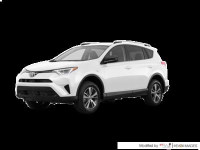 Toyota RAV4 RAV4 FWD LE 2018