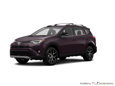 Toyota RAV4 RAV4 AWD SE 2018