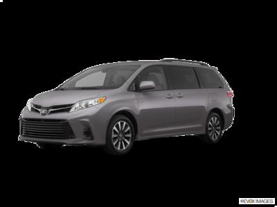 Toyota Sienna SIENNA LE AWD 7PAX 2018