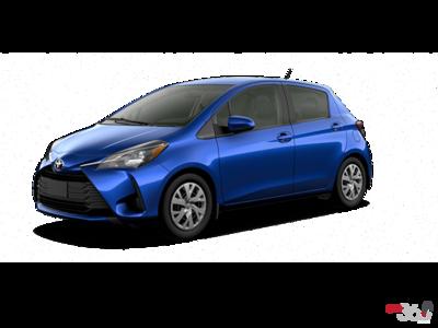Toyota Yaris YARIS 5DR HATCH SE 2018