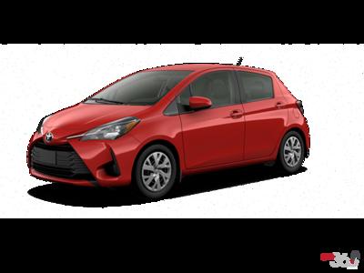 Toyota Yaris YARIS HATCH LE 2018