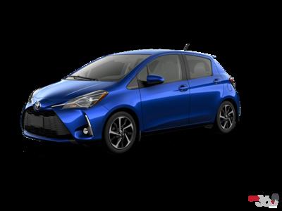 2018 Toyota Yaris YARIS HATCHBACK SE