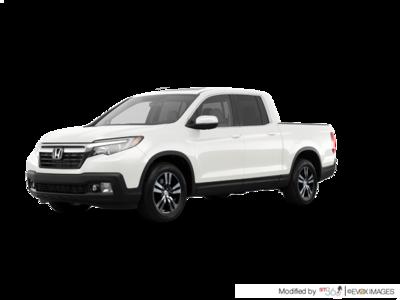 2019 Honda Ridgeline RIDGELINE EXL 6AT