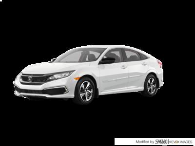 2019 Honda Civic CIVIC 4D DX MT