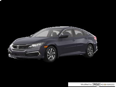 2019 Honda Civic CIVIC 4D EX CVT