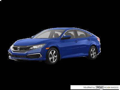 2019 Honda Civic CIVIC 4D LX CVT