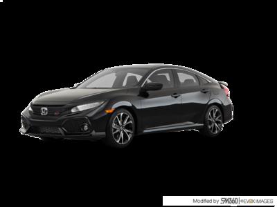 2019 Honda Civic CIVIC 4D SI MT