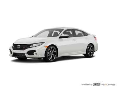 2019 Honda Civic CIVIC 4D SI MT