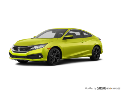 2019 Honda Civic Coupe CIVIC 2D SPORT CVT