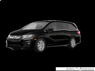 2019 Honda ODYSSEY TR ODYSSEY V6 LX 9AT