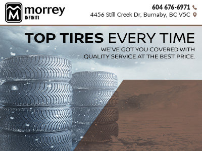 Top Tires Every Time!