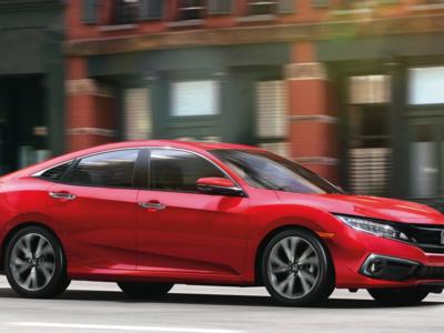 La Honda Civic 2019