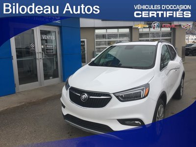Buick Encore 4DR SUV AWD CUIR 2017