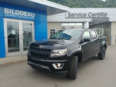 Chevrolet COLORADO 4WD CREW CAB LT LONG BOX (4LT) 4WD LT 2019