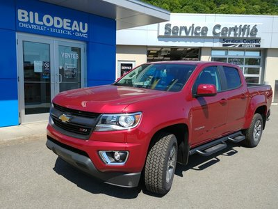 2019 Chevrolet COLORADO 4WD CREW CAB Z71 SHORT BOX (4Z7) 4WD Z71
