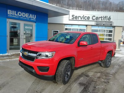 2019 Chevrolet COLORADO 4WD EXT CAB WT (4WT) 4WD Work Truck