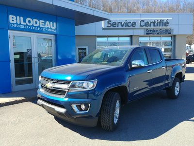 2019 Chevrolet COLORADO 4WD CREW CAB LT LONG BOX (4LT) 4WD LT