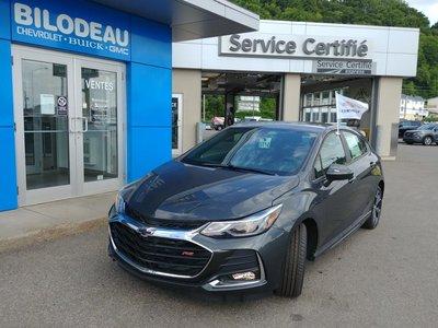 Chevrolet CRUZE HATCHBACK LT AUTO (1SD) LT 2019
