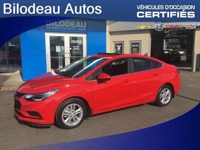 2016 Chevrolet Cruze 4DR SDN LT