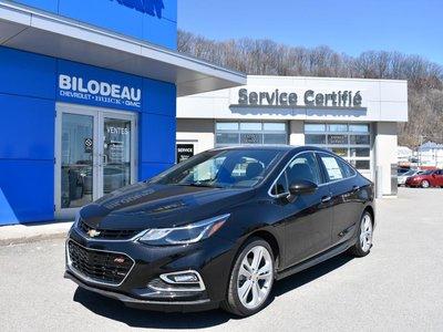 2018 Chevrolet CRUZE SEDAN PREMIER AUTO (1SF) Premier