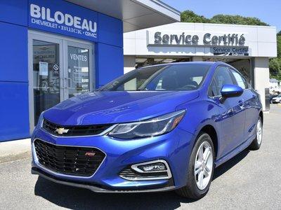 2018 Chevrolet CRUZE SEDAN LT AUTO (1SD) LT