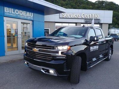 2019 Chevrolet K1500 Silverado crew cab high country std/box (3LZ) High Country