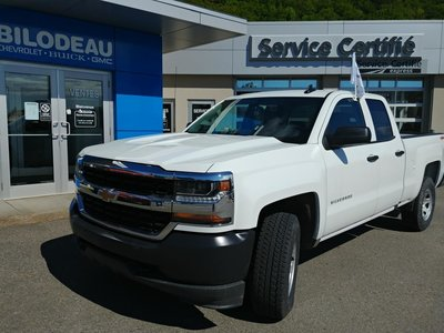 Chevrolet K1500 SILVERADO LD DOUBLE CAB WT STD/BOX (1WT) Work Truck 2019