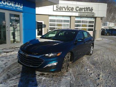 2019 Chevrolet MALIBU LT 1.5L TURBO (1LT) LT