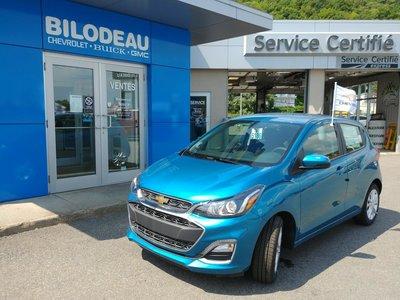 2019 Chevrolet Spark 5D 1LT CVT (1SD) LT