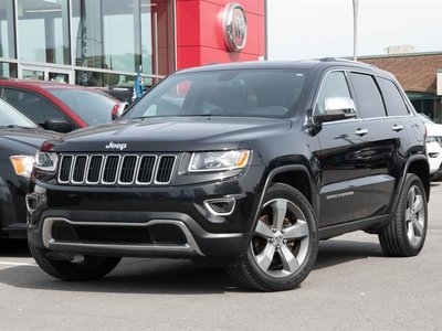 Jeep Grand Cherokee LIMITED 4X4 V6 ?CRAN 8'4