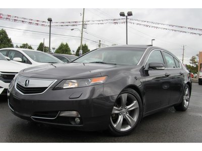 2012 Acura TL Technology Package/AWD/V6