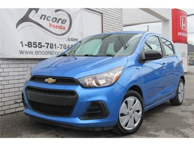 Chevrolet Spark LS Manual/2 599 km/ COMME NEUF!! 2017