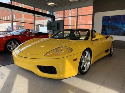 2005 Ferrari 360 -