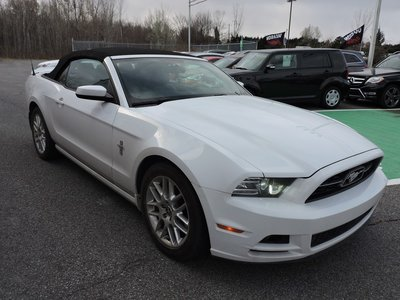 Ford Mustang V6 Premium/AUTOMATIQUE/DECAPOTABLE 2014