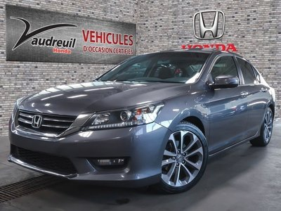 Honda Accord Sport*TOIT OUVRANT*MAG 18' 2015