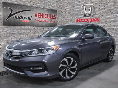 Honda Accord EX-L*CUIR*CAMERA*MAG 2016