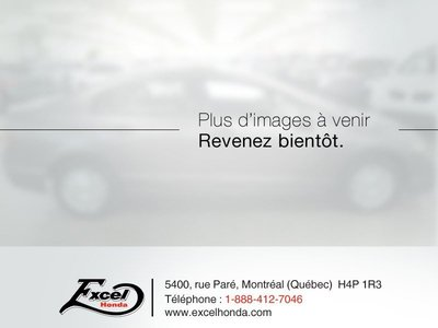 2017 Honda Accord LX, GARANTIE HONDA GLOBALE 5ANS/100000 KMS