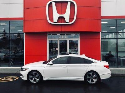 2019 Honda Accord Touring 1.5T /CUIR/NAVIGATION/JAMAIS ACCIDENTÉ