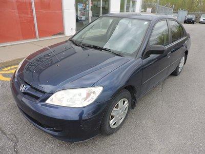 2005 Honda Civic Sdn SE, AUTOMATIQUE