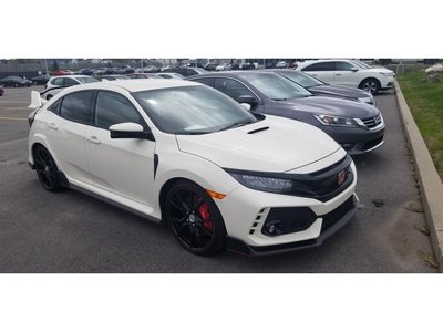 2018 Honda Civic Type R DEMO*SAUVEZ PLUS DE 3000$*