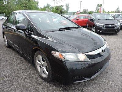 Honda Civic SPORT / AUTOMATIQUE / AIR CLIMATISÉ 2009