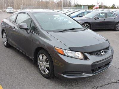 Honda Civic EX-L / CUIR / AUTO / GARANTIE HONDA 2012