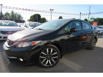 2013 Honda Civic TOURING / CUIR / TOIT OUVRANT