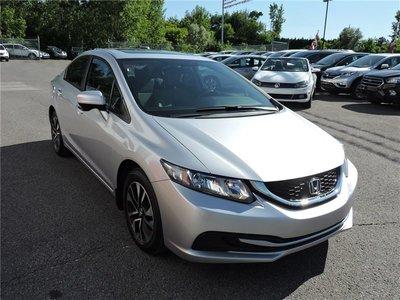Honda Civic EX / / TOIT OUVRANT 2014