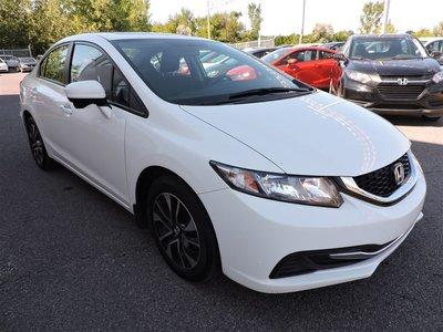 Honda Civic EX / TOIT OUVRANT / GARANTIE HONDA 2014