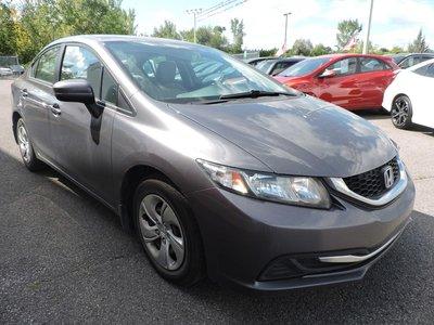 Honda Civic LX / / AIR CLIMATISÉ 2014